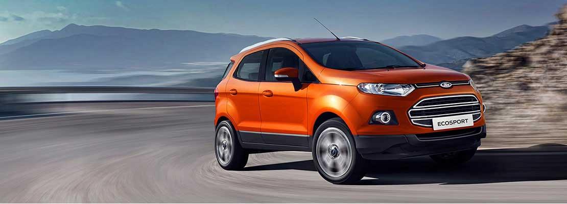 autos para alquiler cordoba Ford Ecosport